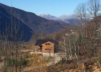 Maison bois Ignaux