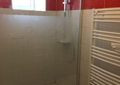 Après douche