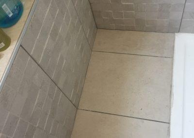 Fond de douche
