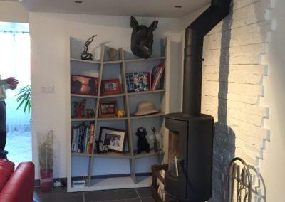 Après faux-plafond